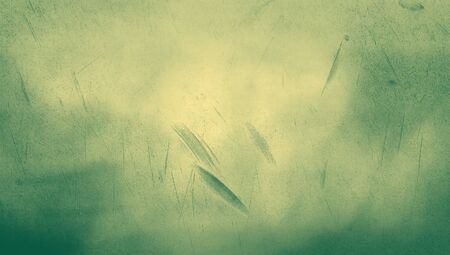 the greenish: Metallic stained greenish surface abstract background