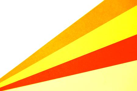 colores calidos: Los colores cálidos paleta de diseño de fondo abstracto de líneas