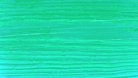 greenish blue: Green wood paint stripes background Stock Photo