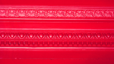 stock image: Elegant vintage red wall background stock image