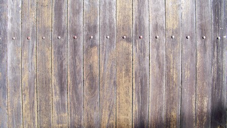 verticals: Vintage wood wall striped abstract background