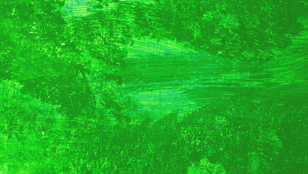 wall paint: Green stained wall paint close up abstract background