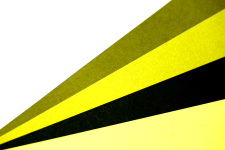 diagonals: Diagonal color lines abstract background of papers samples palette