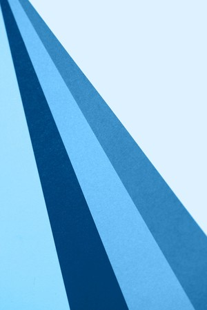 closeups: Blue perspective of lines abstract backdrop