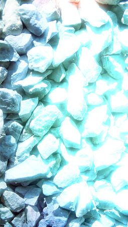 closeups: Turquoise stones close up background
