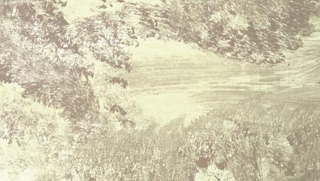 bn: Gris cepillos de textura de fondo de pintura