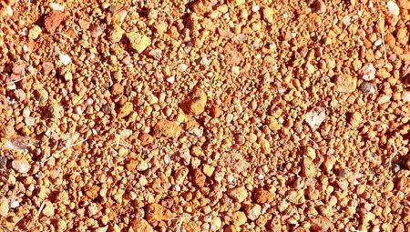 small stones: Small stones floor texture Stock Photo