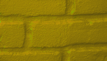 closeups: Wall bricks close up Stock Photo