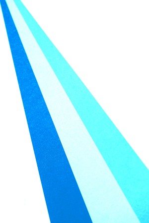 diagonals: Cyan colours samples abstract background Stock Photo