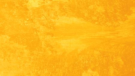 yellowish: Yellowish orange paint artistic texture background