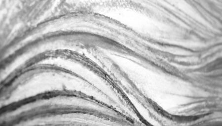 pencil texture: Curves of pencil drawing abstract background texture Stock Photo