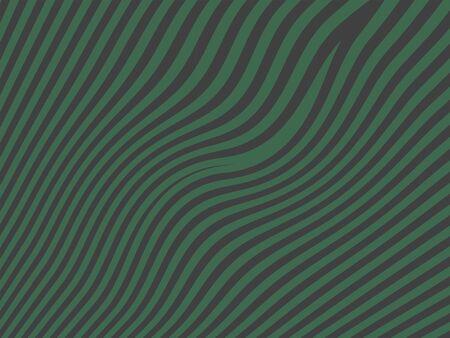 bicolored: Dark sober abstract background of zebra stripes pattern illustration