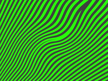 bicolored: Striped green zebra abstract background