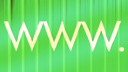 typographies: Internet signs abstract background