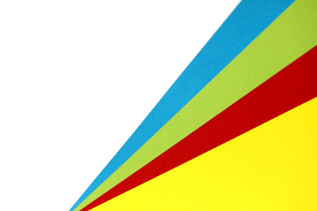 combination: Colors combination abstract background perspective Stock Photo