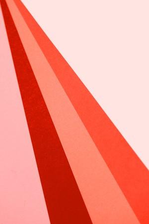 colores calidos: Warm l�neas paleta de colores de fondo abstracto