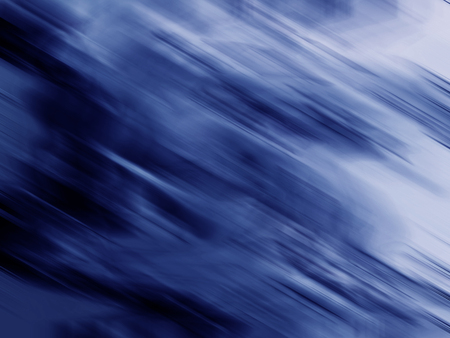 multiplying: Blue blurs abstract background
