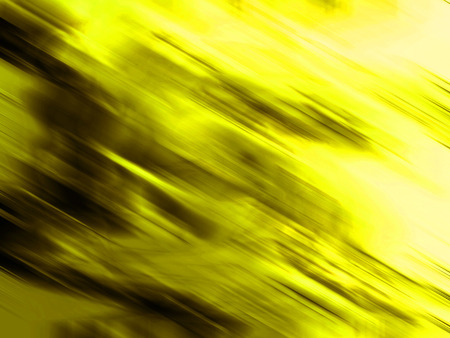 multiplying: Yellow blurs abstract background movement Stock Photo