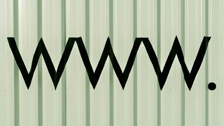 domains: Internet domains symbols abstract background for business