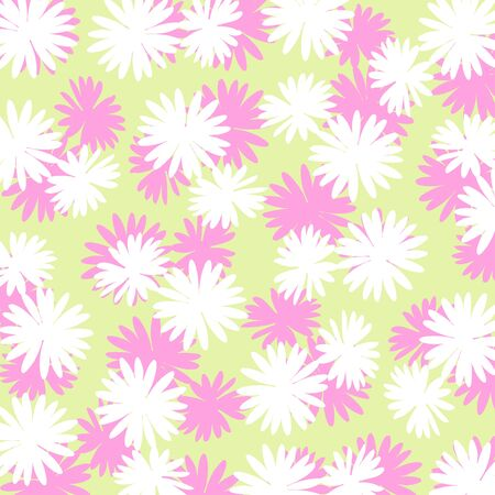 pale colors: Pale colors flowers abstract background