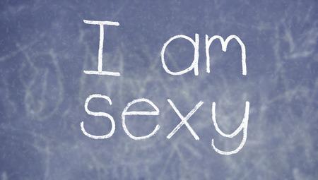 i am: I am sexy in class