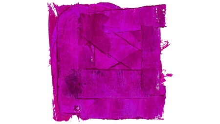 redish: Purple paint square Stock Photo