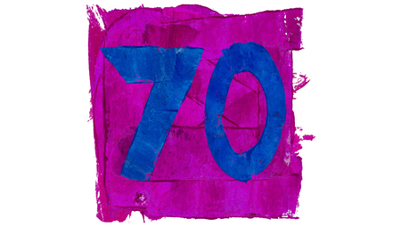 70: 70 numbers of paint colors