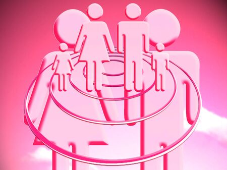 abducted: Family planning illustration
