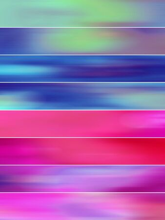 vibrant colors: Blue and pink vibrant colors abstract blurs backgrounds Stock Photo