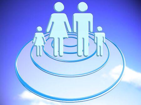 Family plan for future illustration