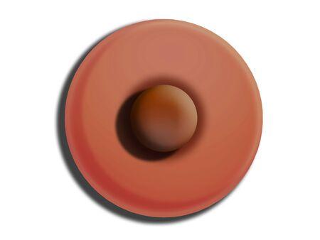 sweetmeat: Chocolate nipple