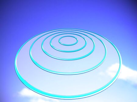 targets: Blue background for business targets