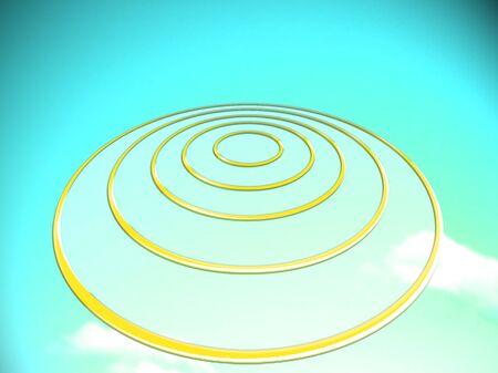 circles: Target circles