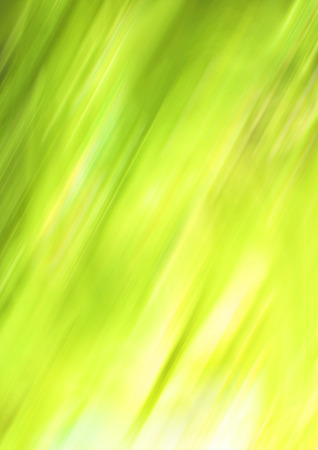 sequences: Light green blurs abstract background