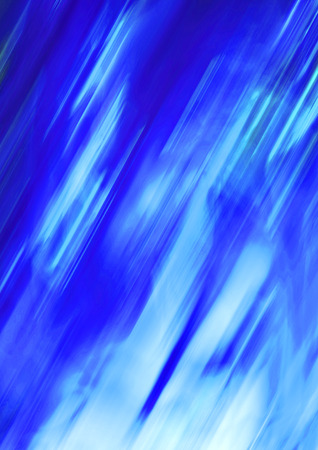 straight lines: Blue straight lines lights abstract background Stock Photo