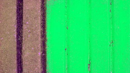 green lines: Green striped abstract background lines Stock Photo