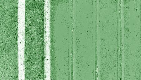 green lines: Pale green lines abstract background Stock Photo