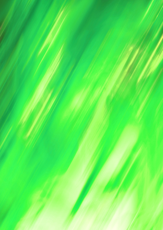 Vibrant light green diagonals abstract background Imagens
