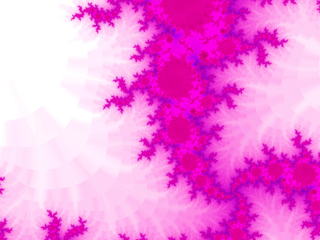 spiralized: Purple fractal abstract background