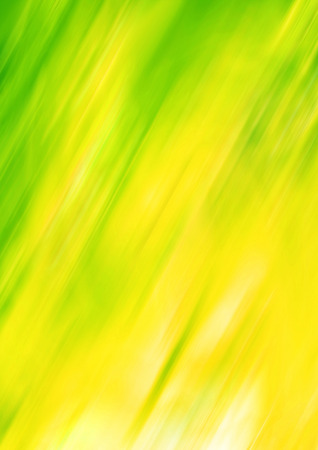 Bright yellow and green abstract background lines
