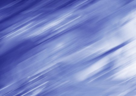 animate: Blue misty blurry abstract background