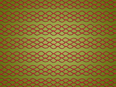 Green and red christmas abstract background