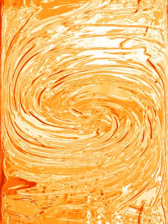Orange art material textured background Фото со стока