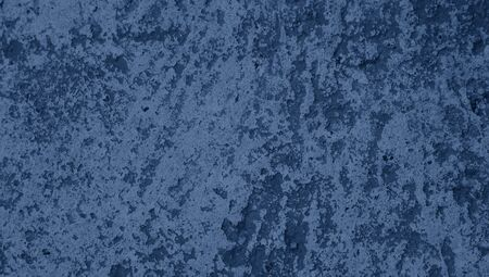 Blue background texture of concrete wall Stock Photo