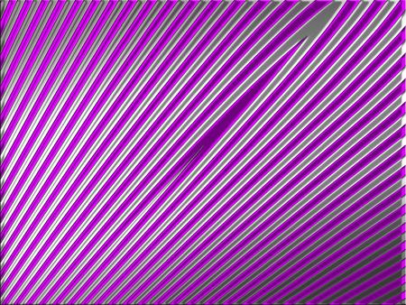 Silver and purple brilliant striped background Foto de archivo
