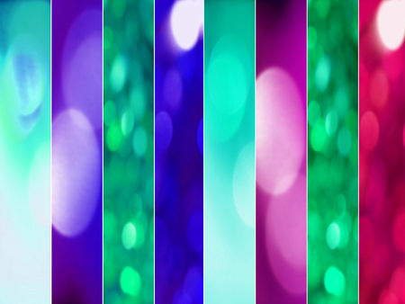 Lights lines abstract colorful background