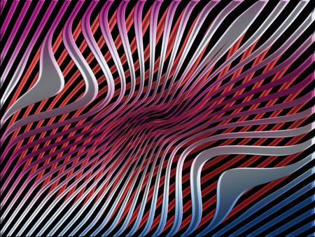Silver lines web abstract background