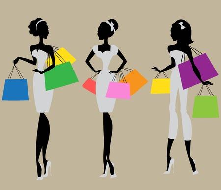 Moda y Belleza colección. Foto de archivo - 38777925