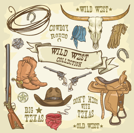 western usa: Wild West Collection