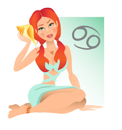 Zodiac signs - Cancer